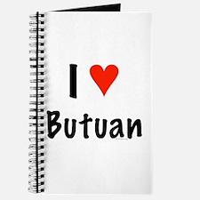 I love Butuan Journal