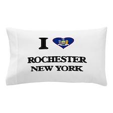 I love Rochester New York Pillow Case