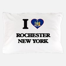 I love Rochester New York Pillow Case