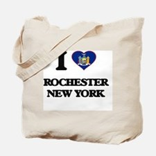 I love Rochester New York Tote Bag