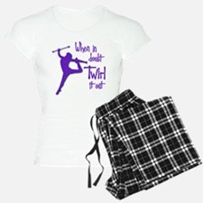 TWIRL IT OUT pajamas