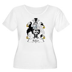 Baker Family Crest T-Shirt