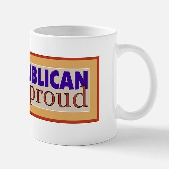 Republican & Proud Mug
