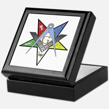 OES Past Patron Keepsake Box
