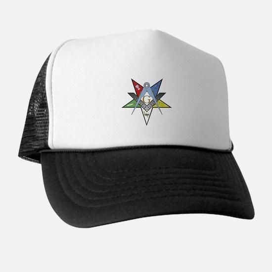 OES Past Patron Trucker Hat