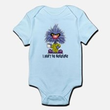 Zoink Morinings Infant Bodysuit