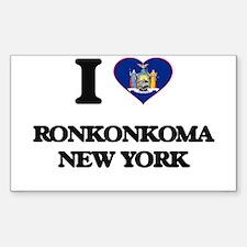 I love Ronkonkoma New York Decal