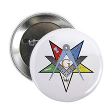 "OES Past Patron 2.25"" Button"
