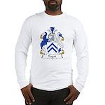 Bagot Family Crest Long Sleeve T-Shirt
