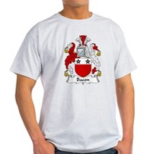 Bacon Family Crest T-Shirt