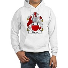 Bacon Family Crest Hoodie