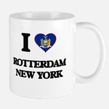 I love Rotterdam New York Mugs