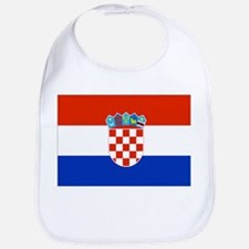 Croatian Flag Bib