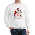 Babington Family Crest  Sweatshirt