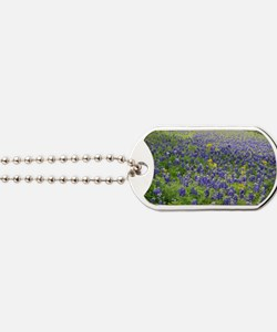 Endless Wildflowers Dog Tags