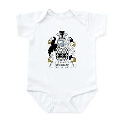 Atkinson Family Crest Infant Bodysuit