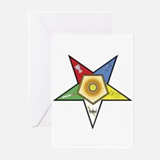 OES Associate Matron Greeting Cards (Pk of 20)