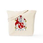 Atherton Family Crest  Tote Bag