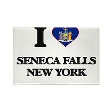 I love Seneca Falls New York Magnets