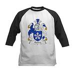 Astley Family Crest Kids Baseball Jersey