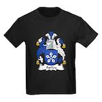 Astley Family Crest Kids Dark T-Shirt