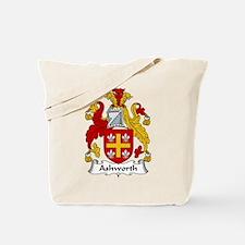 Ashworth Family Crest  Tote Bag