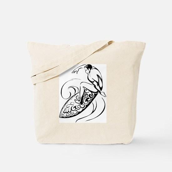 Boardhead II Tote Bag