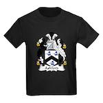Ashford Family Crest Kids Dark T-Shirt