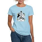 Ashe Family Crest Women's Light T-Shirt