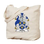 Ashby Family Crest  Tote Bag