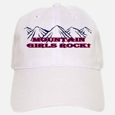 Mountain girls rock II Baseball Baseball Cap