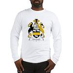 Ascough Family Crest  Long Sleeve T-Shirt