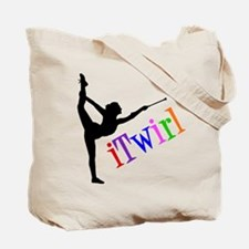 iTWIRL (both sides) Tote Bag