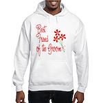 Bouquet Groom's Best Friend Hooded Sweatshirt