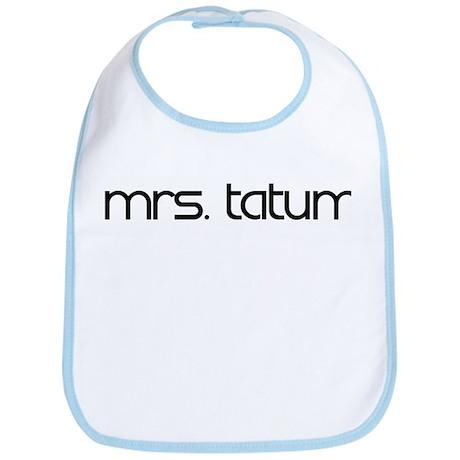 Mrs. Tatum Bib
