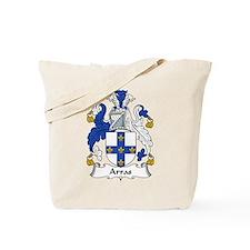 Arras Family Crest Tote Bag