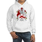 Arnet Family Crest Hooded Sweatshirt