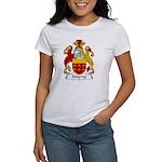 Arderne Family Crest Women's T-Shirt