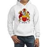 Arderne Family Crest Hooded Sweatshirt