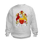 Arderne Family Crest Kids Sweatshirt