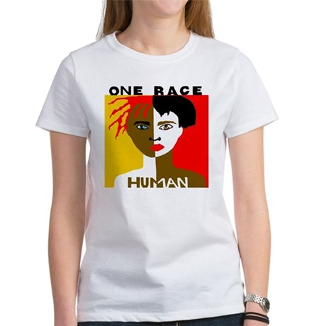 Anti-Racism Women's T-Shirt