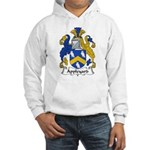 Appleyard Family Crest Hooded Sweatshirt