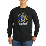 Appleyard Family Crest Long Sleeve Dark T-Shirt