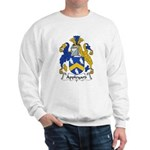 Appleyard Family Crest  Sweatshirt