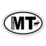 Montana Stickers & Flair