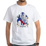 Annesley Family Crest White T-Shirt