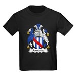 Annesley Family Crest Kids Dark T-Shirt