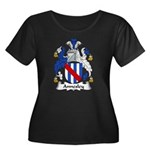 Annesley Family Crest Women's Plus Size Scoop Neck