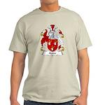 Anne Family Crest  Light T-Shirt