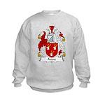 Anne Family Crest  Kids Sweatshirt